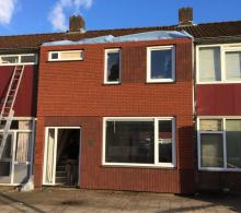 Verduurzaming 78 woningen in de wijk Geeren-Zuid Breda