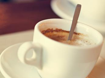 Koffie kopje
