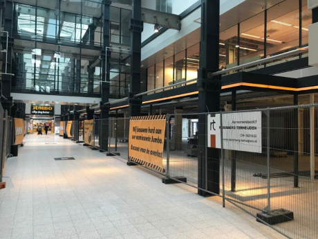 Entrepotgebouw Rotterdam