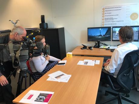 Opnames omroep Brabant